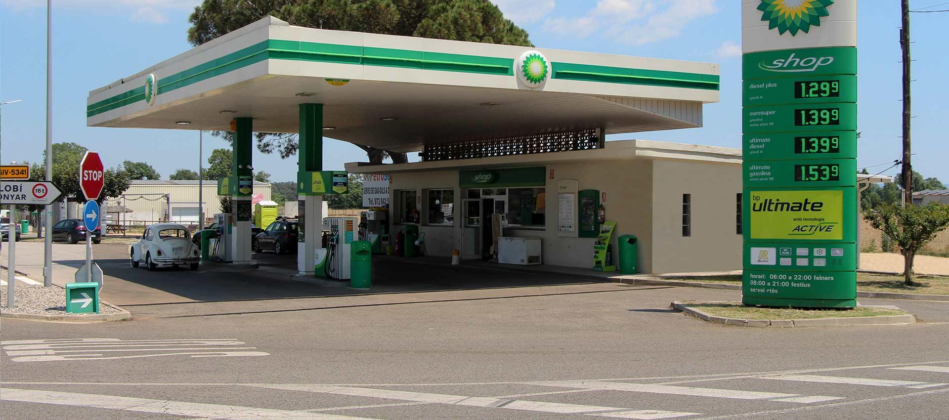 BP Vilobí d'Onyar