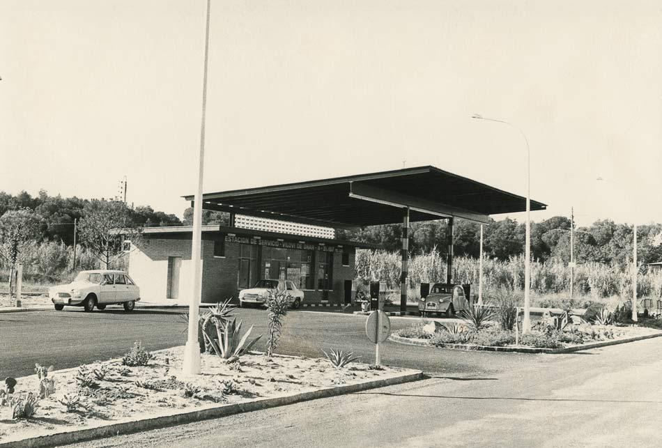 Central de benzineres
